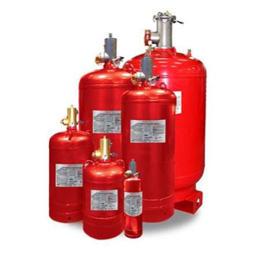 Fire Supression Chemory 1
