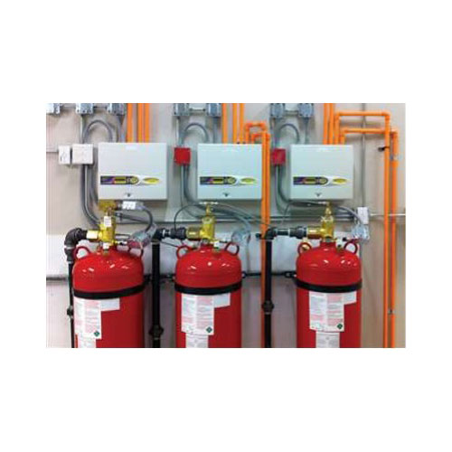 Fire Alam Devices System HSSD 1